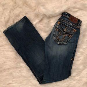 Big Star Liv Jeans 26 long